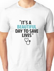 Grey's Anatomy - Slogan Unisex T-Shirt