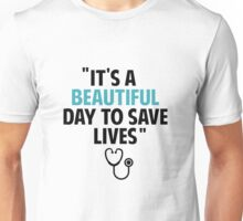 Grey's Anatomy - Slogan Unisex T-Shirt