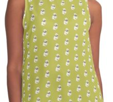 Jessica, West Highland White Terrier Contrast Tank