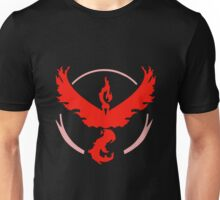 PokemonGo Red Valor Team Unisex T-Shirt
