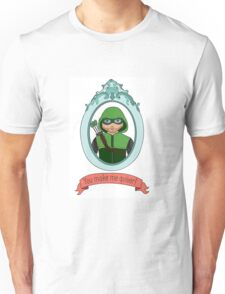 You Make Me Quiver - Oliver Queen Unisex T-Shirt