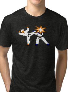 Karateka Tri-blend T-Shirt