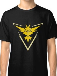PokemonGo Blue Instinct Team Classic T-Shirt