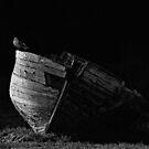 La vieille barque by Jean-Luc Rollier