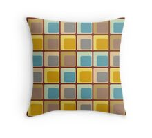 Barham Chestnut Cushion And Tote Throw Pillow