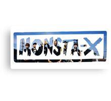 monsta-x rush Canvas Print
