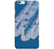 The Red Arrows Display Team iPhone Case/Skin