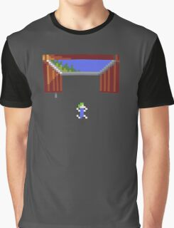 Cloudy with a chance of lemmings Graphic T-Shirt