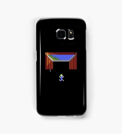 Cloudy with a chance of lemmings Samsung Galaxy Case/Skin