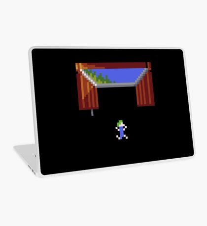Cloudy with a chance of lemmings Laptop Skin