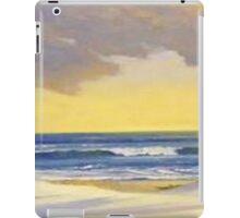 Ocean View # 408 iPad Case/Skin