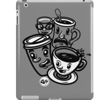 FOR COFFEE LOVERS - iPad case iPad Case/Skin