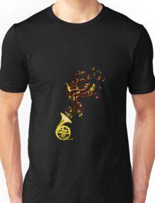 Music on Fire Unisex T-Shirt