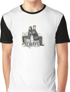 Castle - TV show Graphic T-Shirt