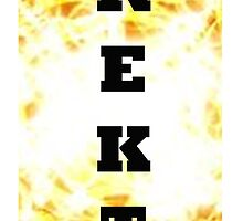 REKT iPhone Case by Brad  Cook