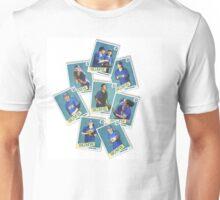 Grey's Anatomy - Baseball Cards Unisex T-Shirt