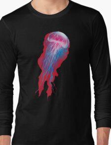 jellyfish storm Long Sleeve T-Shirt