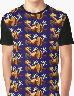 Rubber chicken with a pulley in the middle Graphic T-Shirt