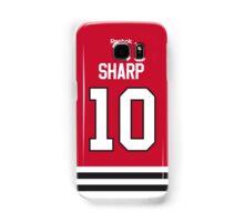 Chicago Blackhawks Patrick Sharp Jersey Back Phone Case Samsung Galaxy Case/Skin