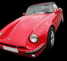 Classic TVR V8 by Vicki Spindler (VHS Photography)