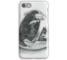 Realistic Ring drawing iPhone Case/Skin