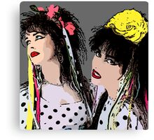 Strawberry Switchblade Canvas Print