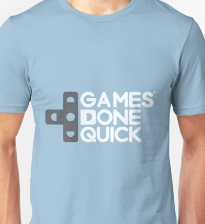 Games Done Quick (GDQ) Unisex T-Shirt