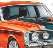 XY GT HO Ford Falcon HO Design Sticker
