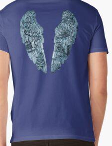 Wings Mens V-Neck T-Shirt