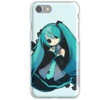 Kawaii girl iPhone Case/Skin