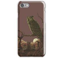 Old Hunter iPhone Case/Skin