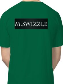 M.Swizzle Black Classic T-Shirt