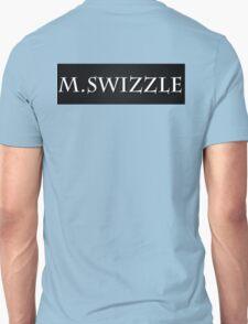 M.Swizzle Black Unisex T-Shirt