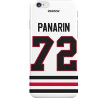 Chicago Blackhawks Artemi Panarin Away Jersey Back Phone Case iPhone Case/Skin