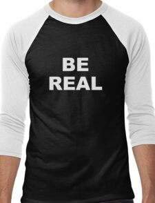 Mike Tyson - Be Real Men's Baseball ¾ T-Shirt