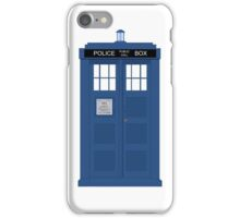 T.A.R.D.I.S. Door - iPhone Case, Pillow and Bag iPhone Case/Skin