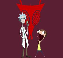 Rick and Morty Invader Zim Unisex T-Shirt