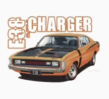 E38 Valiant Charger in Orange by UncleHenry