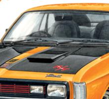 E38 Valiant Charger in Orange Sticker