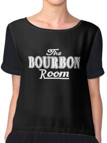 The Bourbon Room Chiffon Top