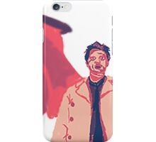 Castiel in #7 iPhone Case/Skin