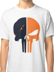 Punisher x Deathstroke Classic T-Shirt