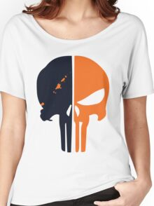 Punisher x Deathstroke Women's Relaxed Fit T-Shirt