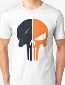 Punisher x Deathstroke Unisex T-Shirt