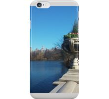 Spring in the City iPhone Case/Skin