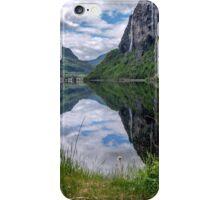 Norwegian Rhapsody iPhone Case/Skin