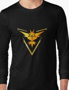 Team Instinct: Pokemon GO Long Sleeve T-Shirt