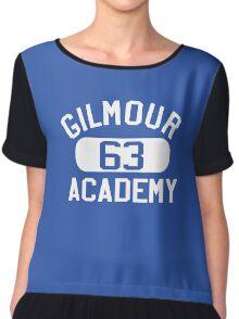 Gilmour Academy Chiffon Top