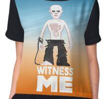 Witness Me Chiffon Top