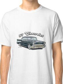 1957 Chevrolet Bel Air Design Classic T-Shirt